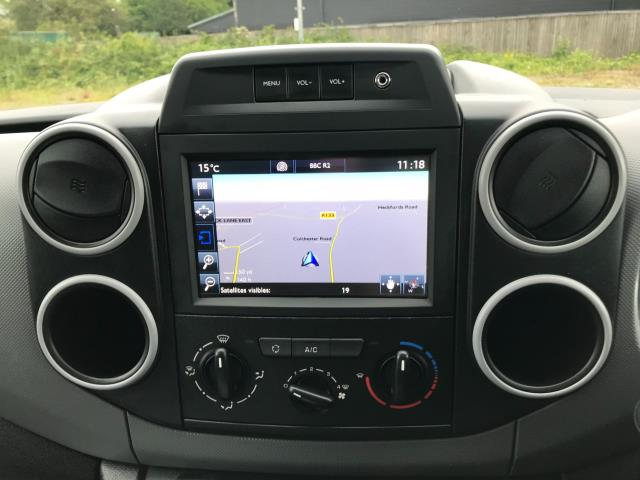 2017 Peugeot Partner L1 850 1.6 BLUEHDI 100 PROFESSIONAL (NON S/S)EURO 6 (NX67ZTC) Image 30