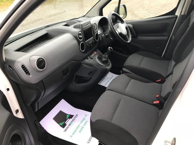 2017 Peugeot Partner L1 850 1.6 BLUEHDI 100 PROFESSIONAL (NON S/S)EURO 6 (NX67ZTC) Image 22