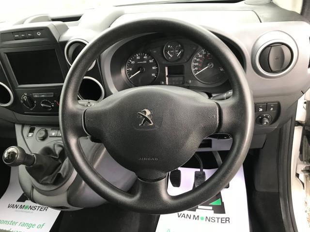 2017 Peugeot Partner L1 850 1.6 BLUEHDI 100 PROFESSIONAL (NON S/S)EURO 6 (NX67ZTC) Image 26