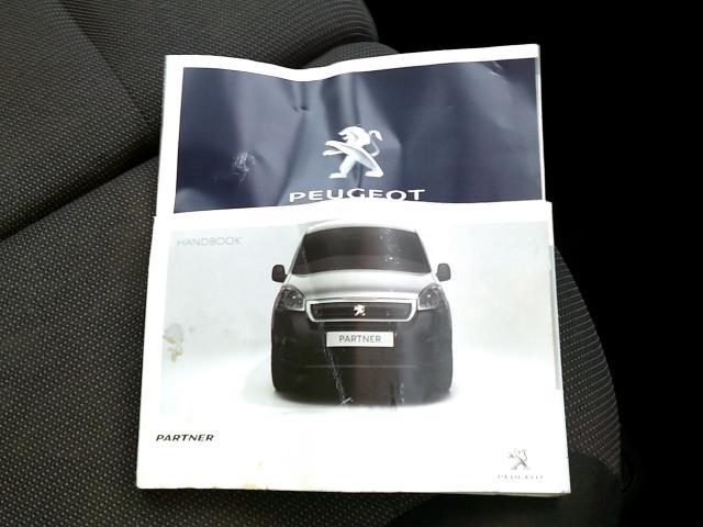 2017 Peugeot Partner 850 1.6 Bluehdi 100 Professional Van [Non Ss] (NX67ZTR) Image 29