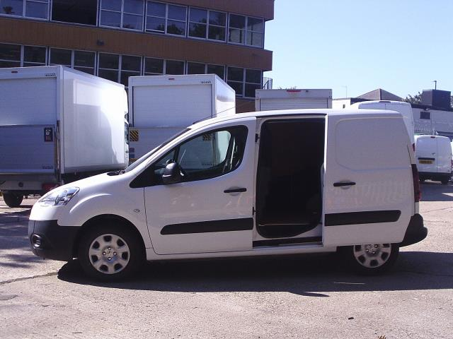 2014 Peugeot Partner L1 850 S 1.6 92PS (SLD) EURO 5 (NY14FEM) Image 10