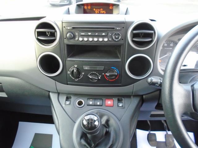 2015 Peugeot Partner L1 850 S 1.6 92PS (SLD) EURO 5 (NY15CUJ) Image 21