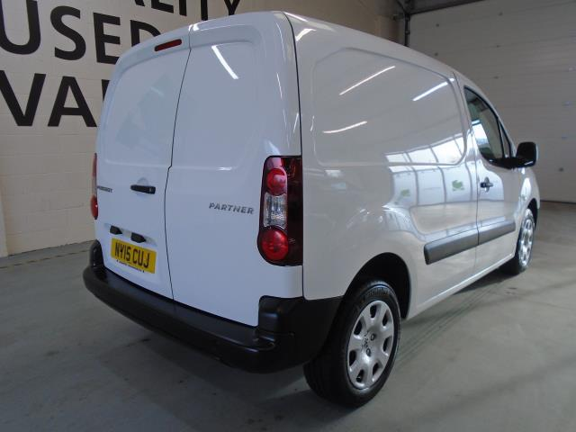 2015 Peugeot Partner L1 850 S 1.6 92PS (SLD) EURO 5 (NY15CUJ) Image 10
