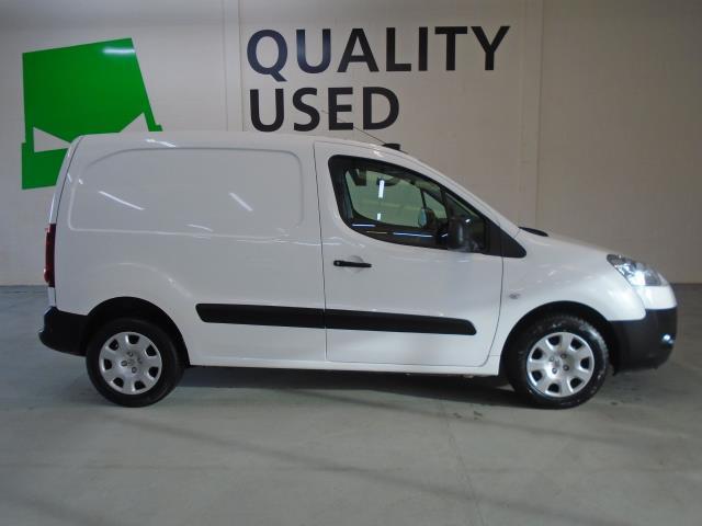 2015 Peugeot Partner L1 850 S 1.6 92PS (SLD) EURO 5 (NY15CUJ) Image 12
