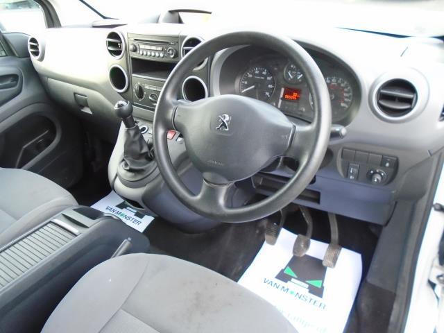 2015 Peugeot Partner L1 850 S 1.6 92PS (SLD) EURO 5 (NY15CUJ) Image 19