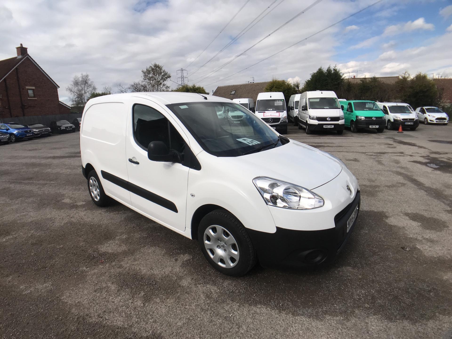 2015 Peugeot Partner 850 S 1.6 Hdi 92 Van [Sld] (NY15EHN)