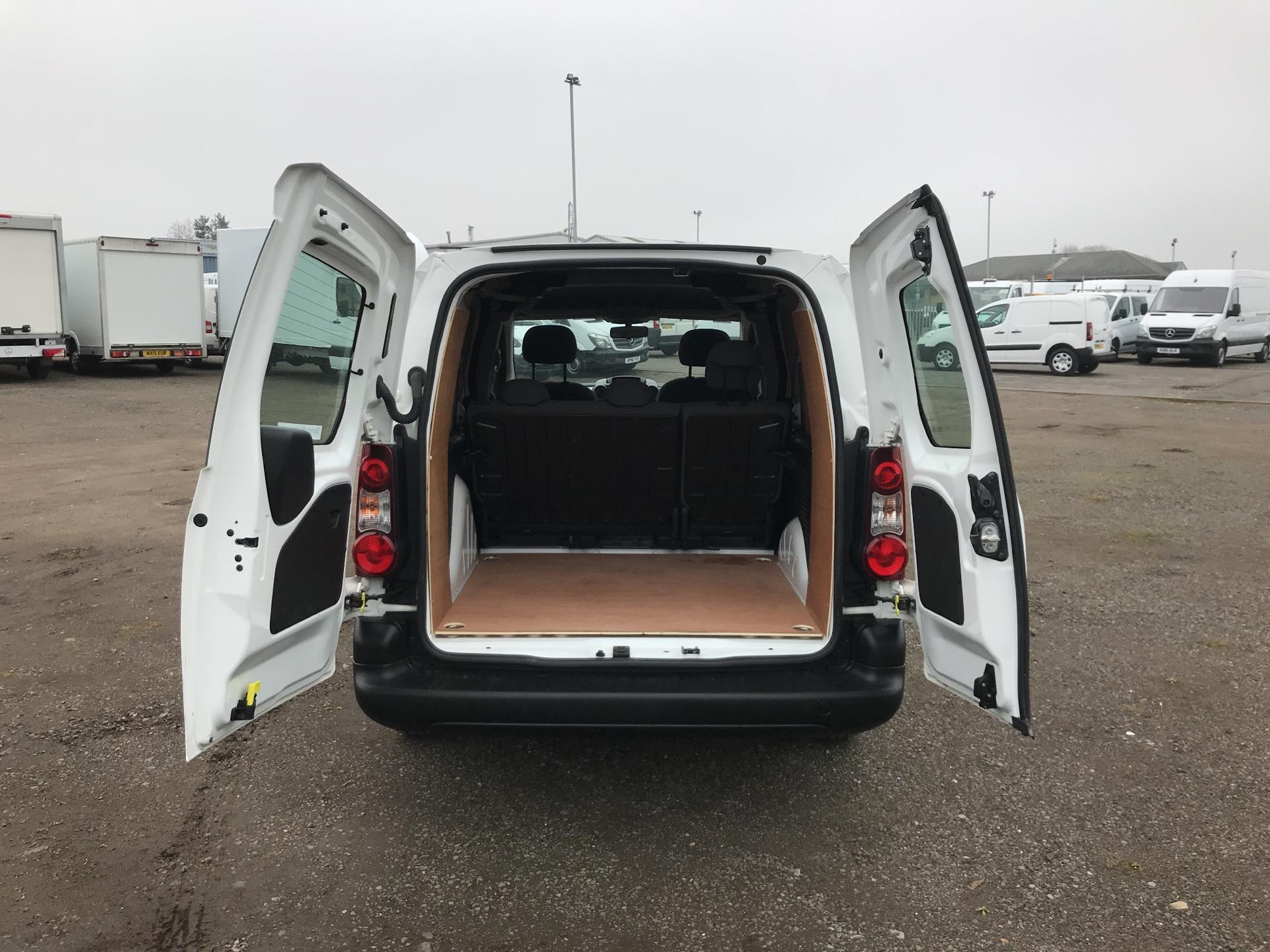 2015 Peugeot Partner L2 716 1.6 92 CREW VAN EURO 5 (NY15FSS) Image 15