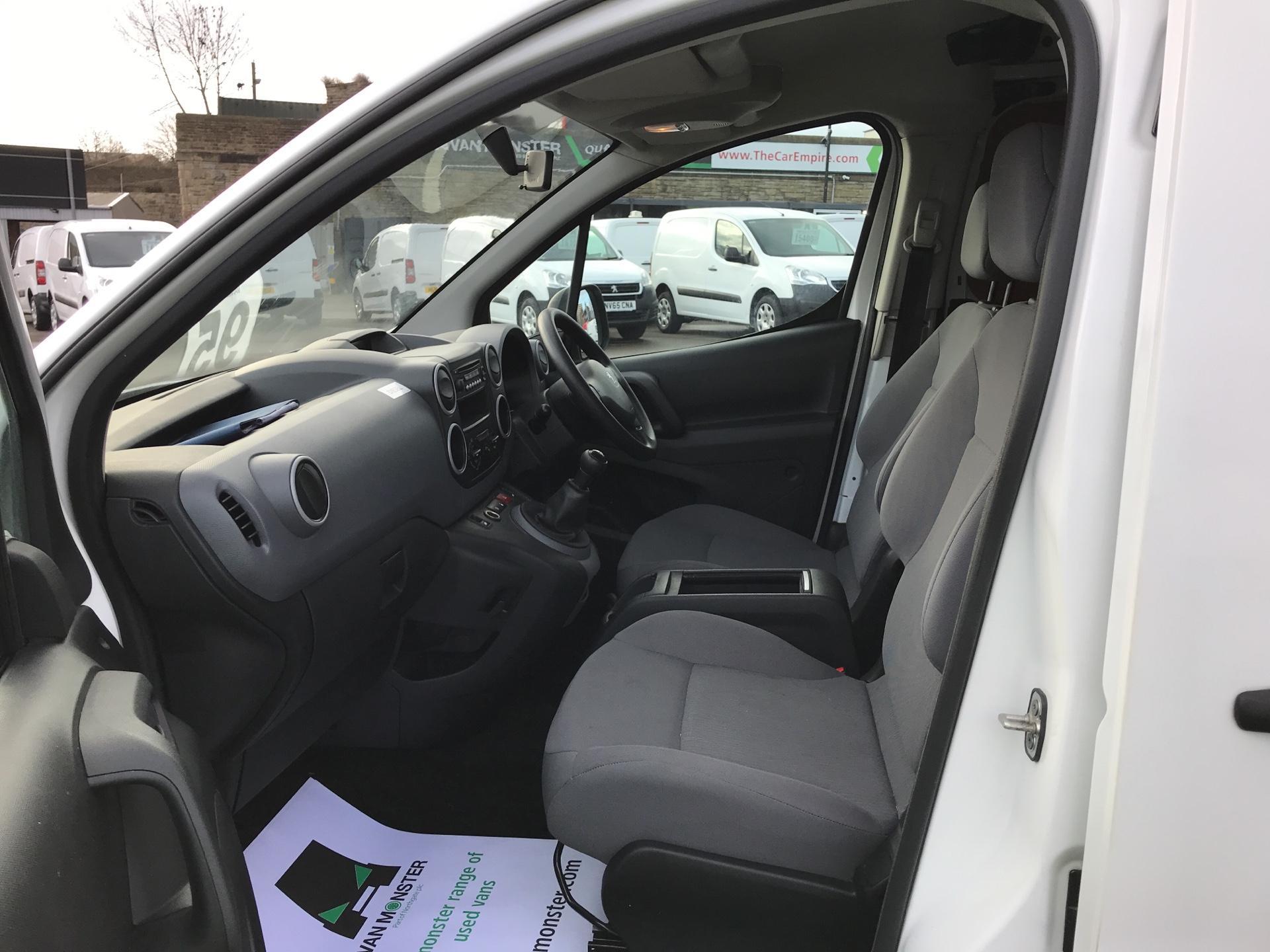 2015 Peugeot Partner L2 716 1.6 92 CREW VAN EURO 5 (NY15FSZ) Image 14