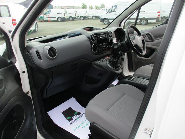 2015 Peugeot Partner L1 850 S 1.6 92PS (SLD) EURO 5 (NY15GDE) Image 7