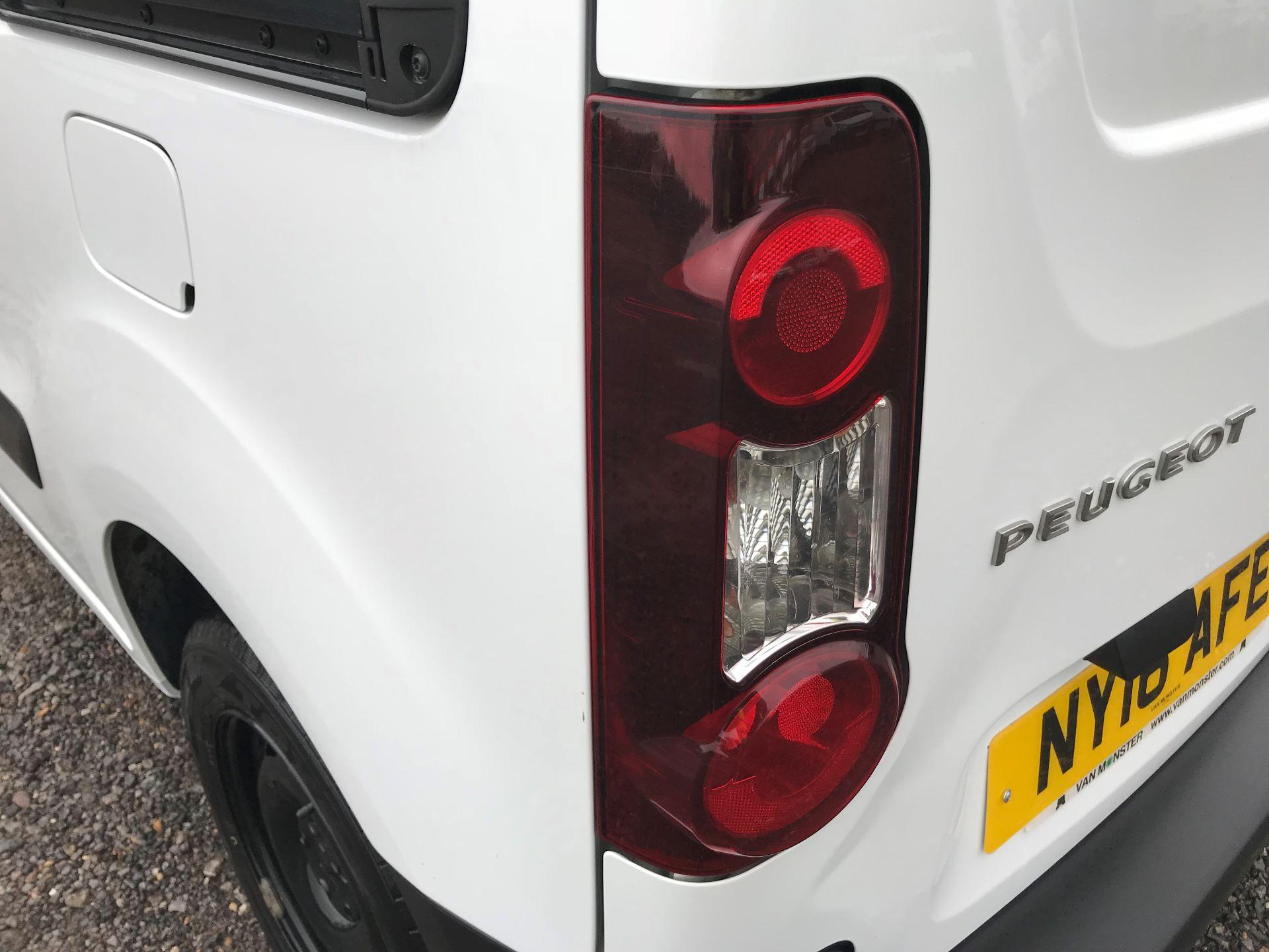2016 Peugeot Partner L1 850 S 1.6 92PS [SLD] EURO 5 (NY16AFE) Image 15