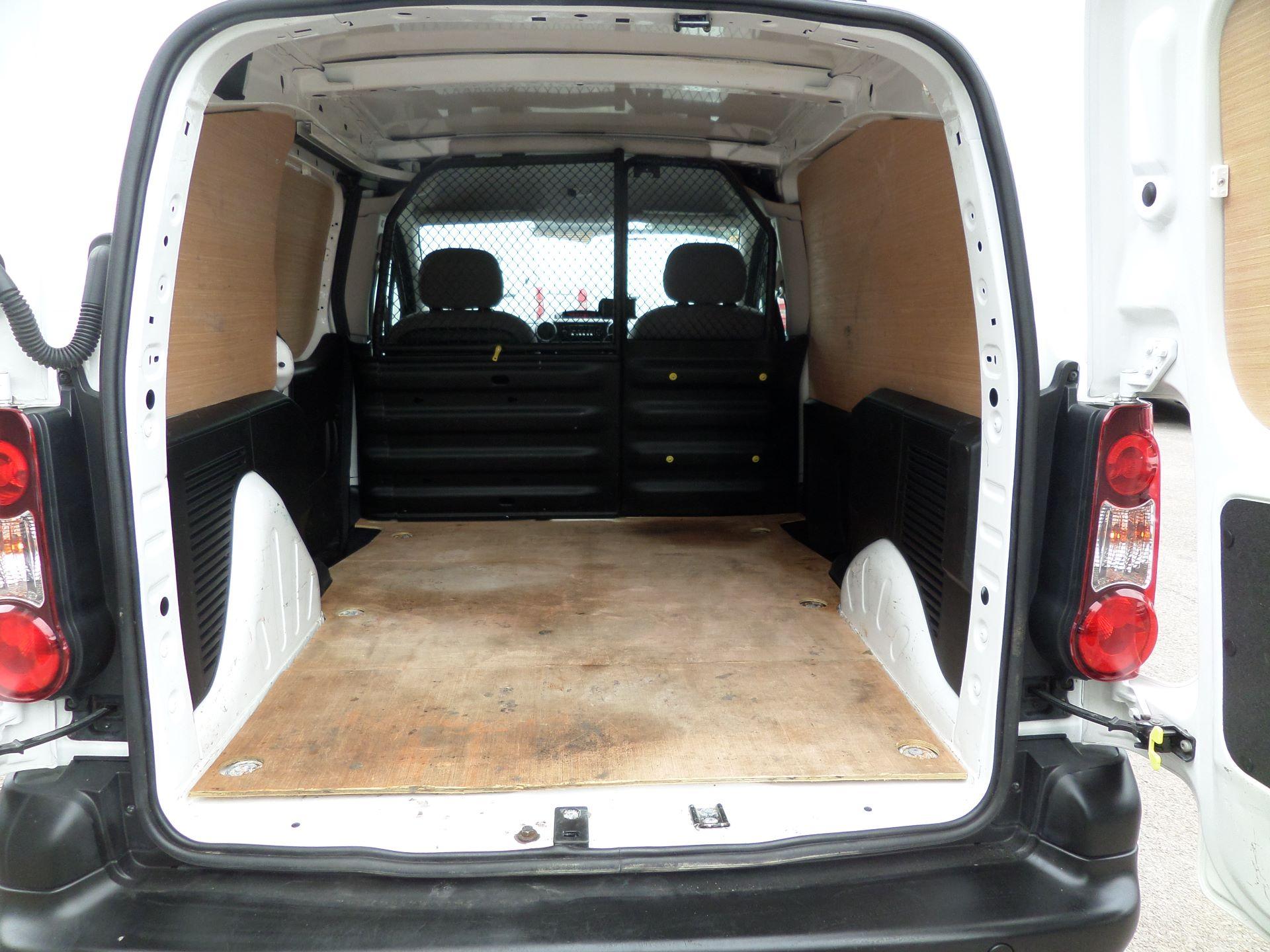2016 Peugeot Partner 850 S 1.6 Hdi 92 Van [Sld] Euro 5 (NY16AGU) Image 5