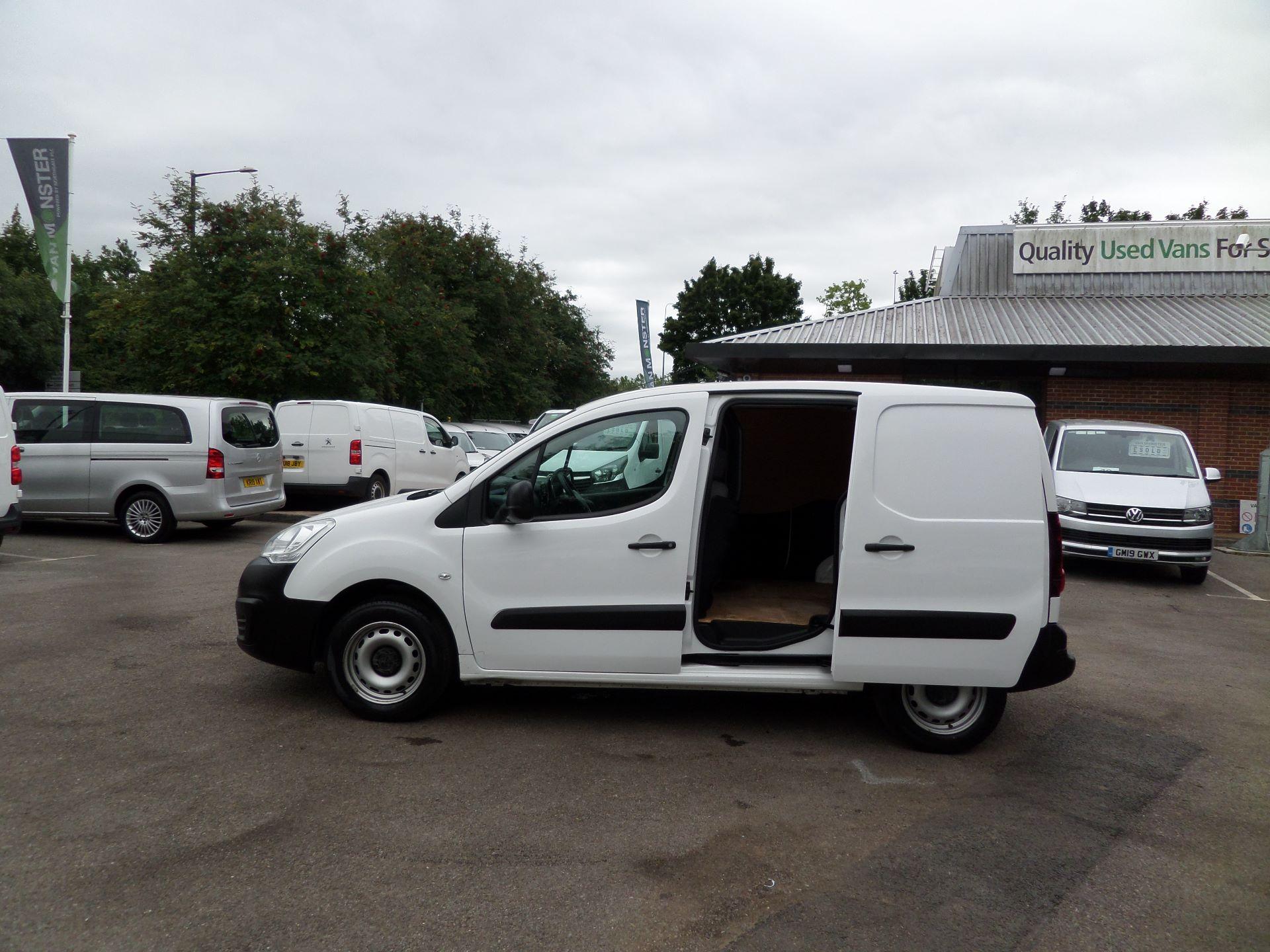 2016 Peugeot Partner 850 S 1.6 Hdi 92 Van [Sld] Euro 5 (NY16AGU) Image 7