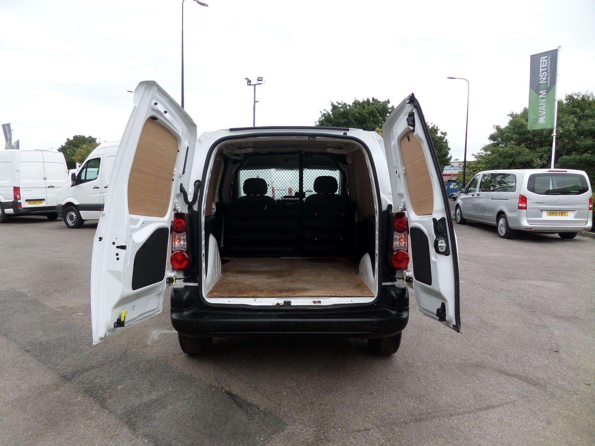 2016 Peugeot Partner 850 S 1.6 Hdi 92 Van [Sld] Euro 5 (NY16AGU) Image 4