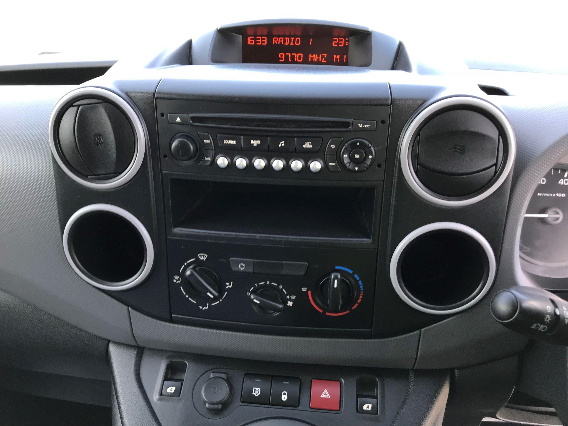 2016 Peugeot Partner L1 850 S 1.6 92PS [SLD] EURO 5 (NY16DGX) Image 19