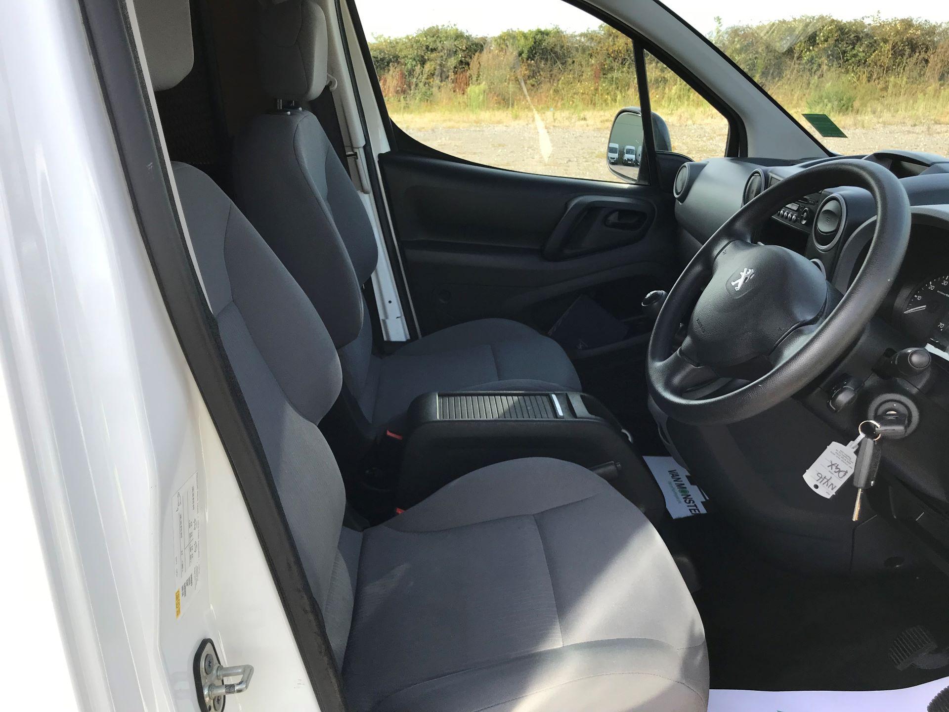 2016 Peugeot Partner L1 850 S 1.6 92PS [SLD] EURO 5 (NY16DGX) Image 16