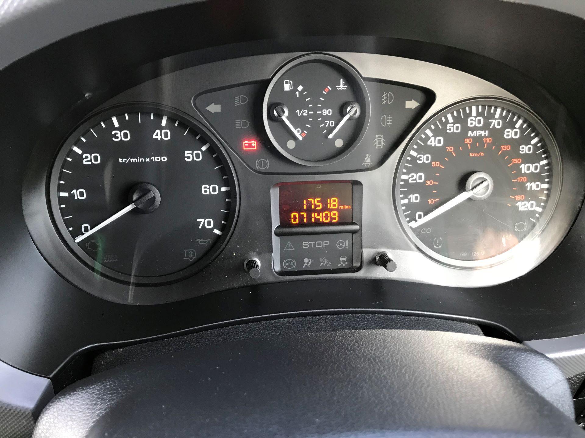 2016 Peugeot Partner L1 850 S 1.6 92PS [SLD] EURO 5 (NY16DGX) Image 18