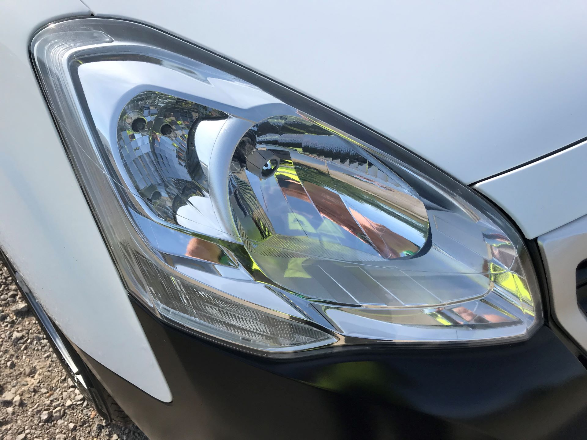2016 Peugeot Partner L1 850 S 1.6 92PS [SLD] EURO 5 (NY16DGX) Image 25
