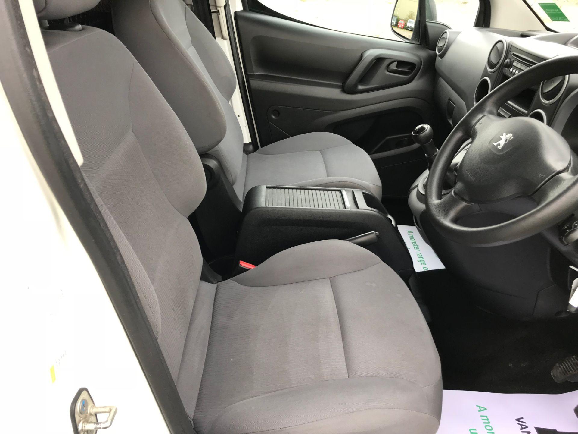 2016 Peugeot Partner 850 S 1.6 Hdi 92 Van [Sld] (NY16DGZ) Image 19