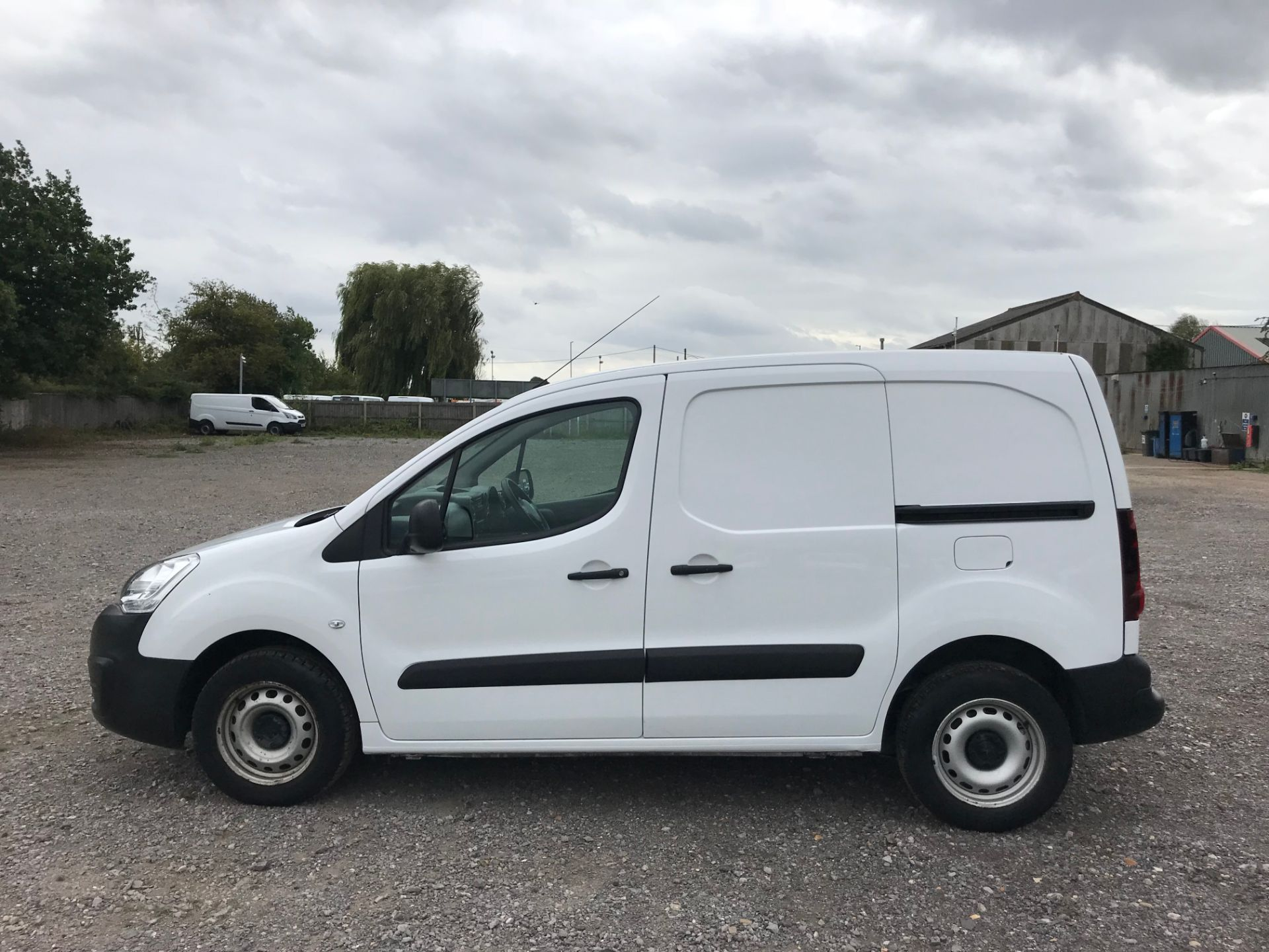 2016 Peugeot Partner 850 S 1.6 Hdi 92 Van [Sld] (NY16DGZ) Image 8