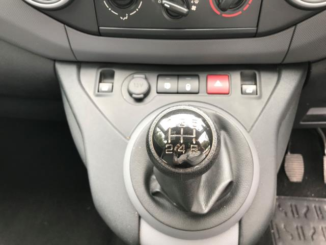 2016 Peugeot Partner 750 S 1.6 Hdi 92 Van EURO 5 (NY16DHE) Image 17