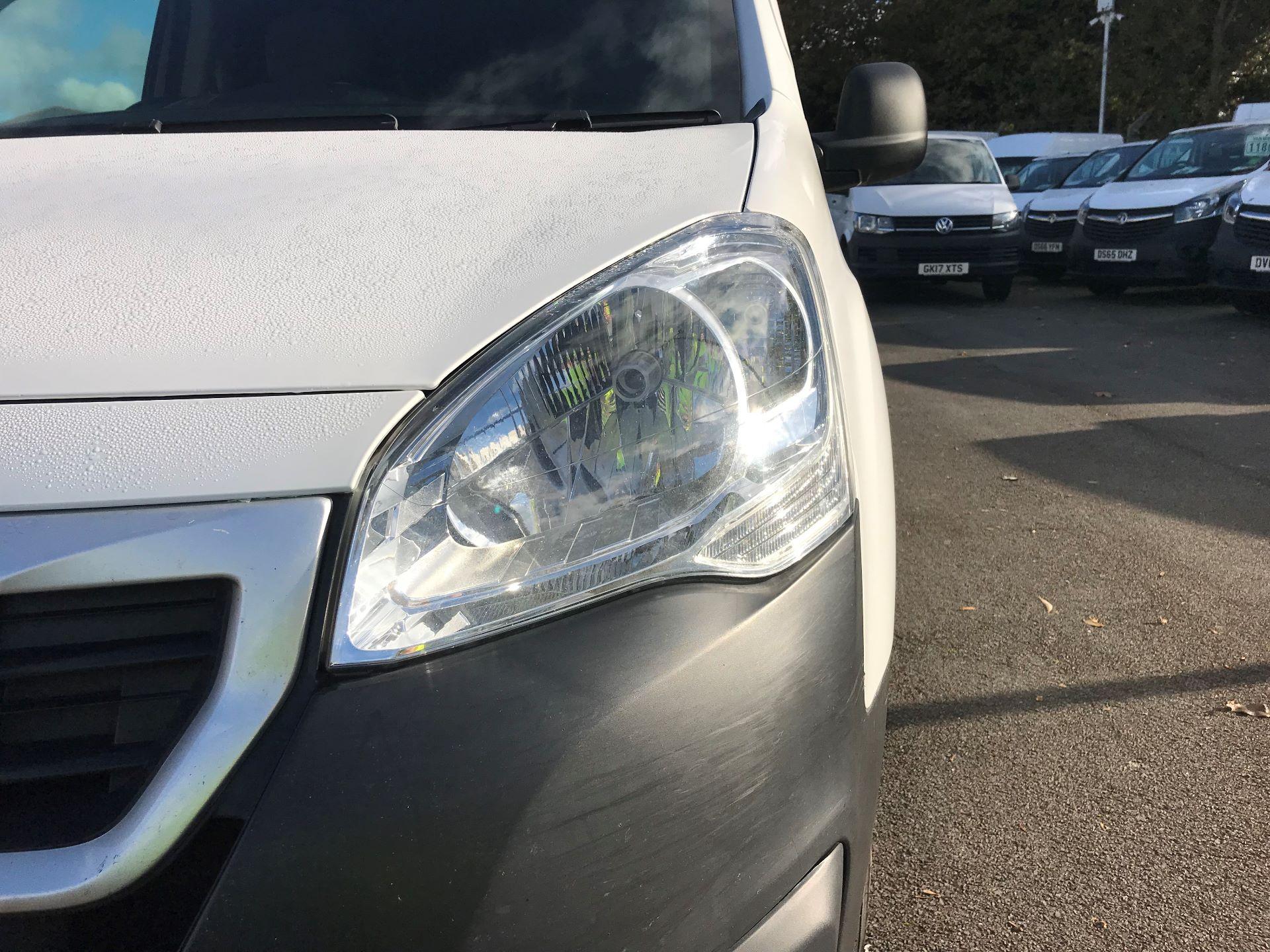 2016 Peugeot Partner L1 850 S 1.6 92PS [SLD] EURO 5 (NY16ECA) Image 13