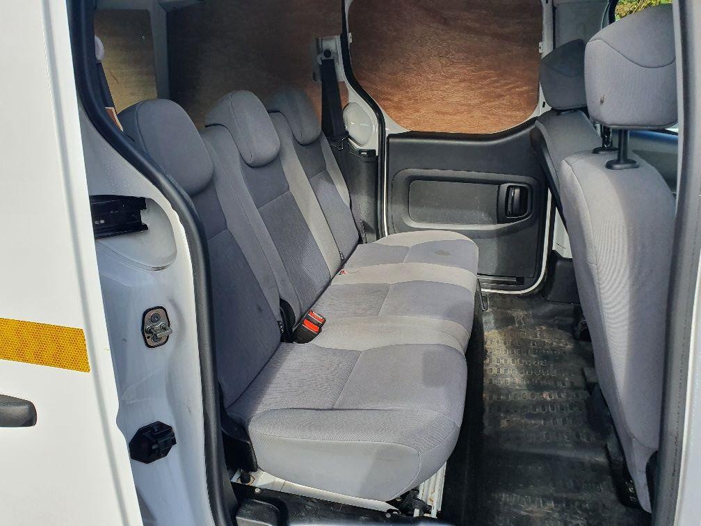2016 Peugeot Partner 715 S 1.6 Hdi 92 Crew Van (NY16EJU) Image 10
