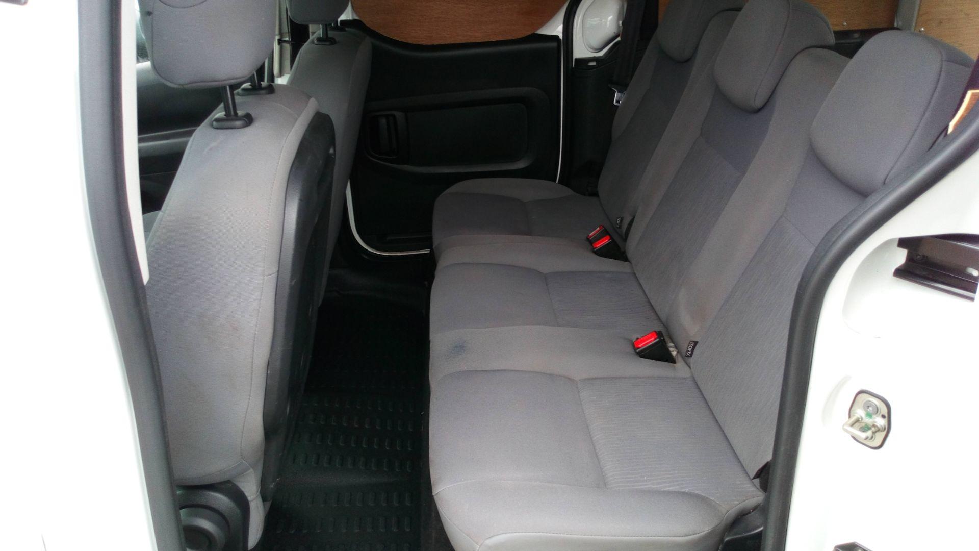 2016 Peugeot Partner 715 S 1.6 Hdi 92 Crew Van (NY16EKP) Image 19