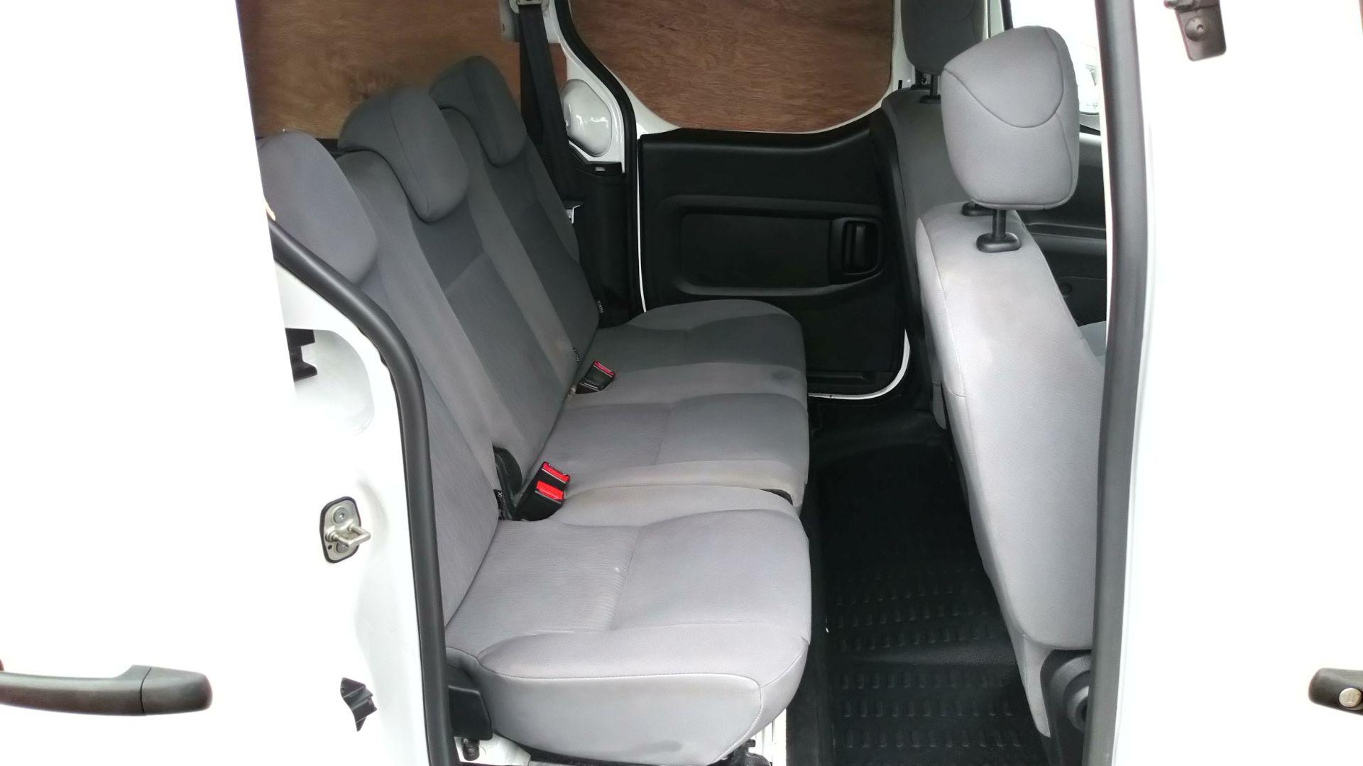 2016 Peugeot Partner 715 S 1.6 Hdi 92 Crew Van (NY16EKP) Image 18