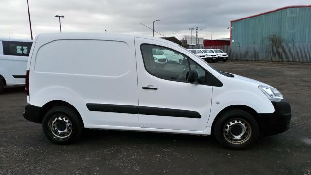 2016 Peugeot Partner 850 S 1.6 Hdi 92 Van [Sld] (NY16EMV) Image 2