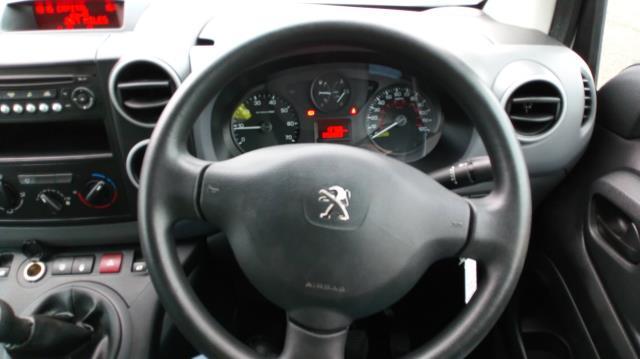 2016 Peugeot Partner 850 S 1.6 Hdi 92 Van [Sld] (NY16EMV) Image 18