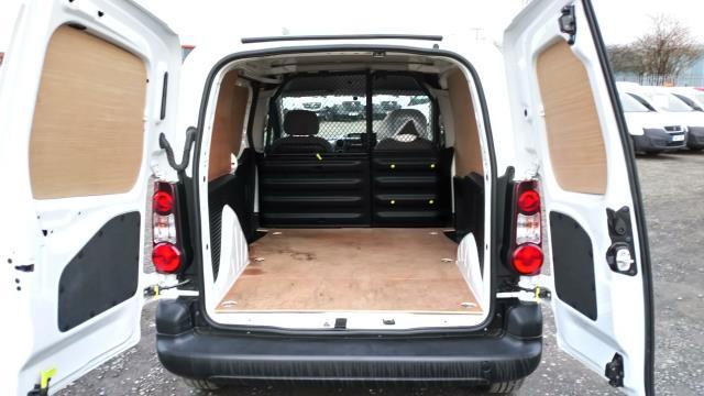 2016 Peugeot Partner 850 S 1.6 Hdi 92 Van [Sld] (NY16EMV) Image 10