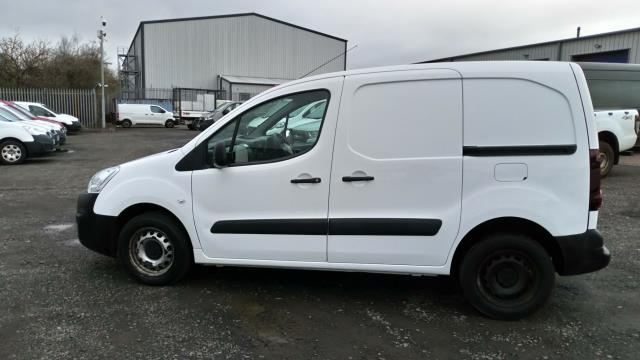 2016 Peugeot Partner 850 S 1.6 Hdi 92 Van [Sld] (NY16EMV) Image 4