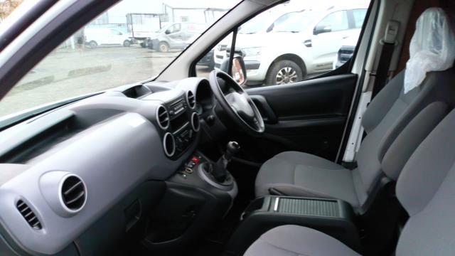 2016 Peugeot Partner 850 S 1.6 Hdi 92 Van [Sld] (NY16EMV) Image 12