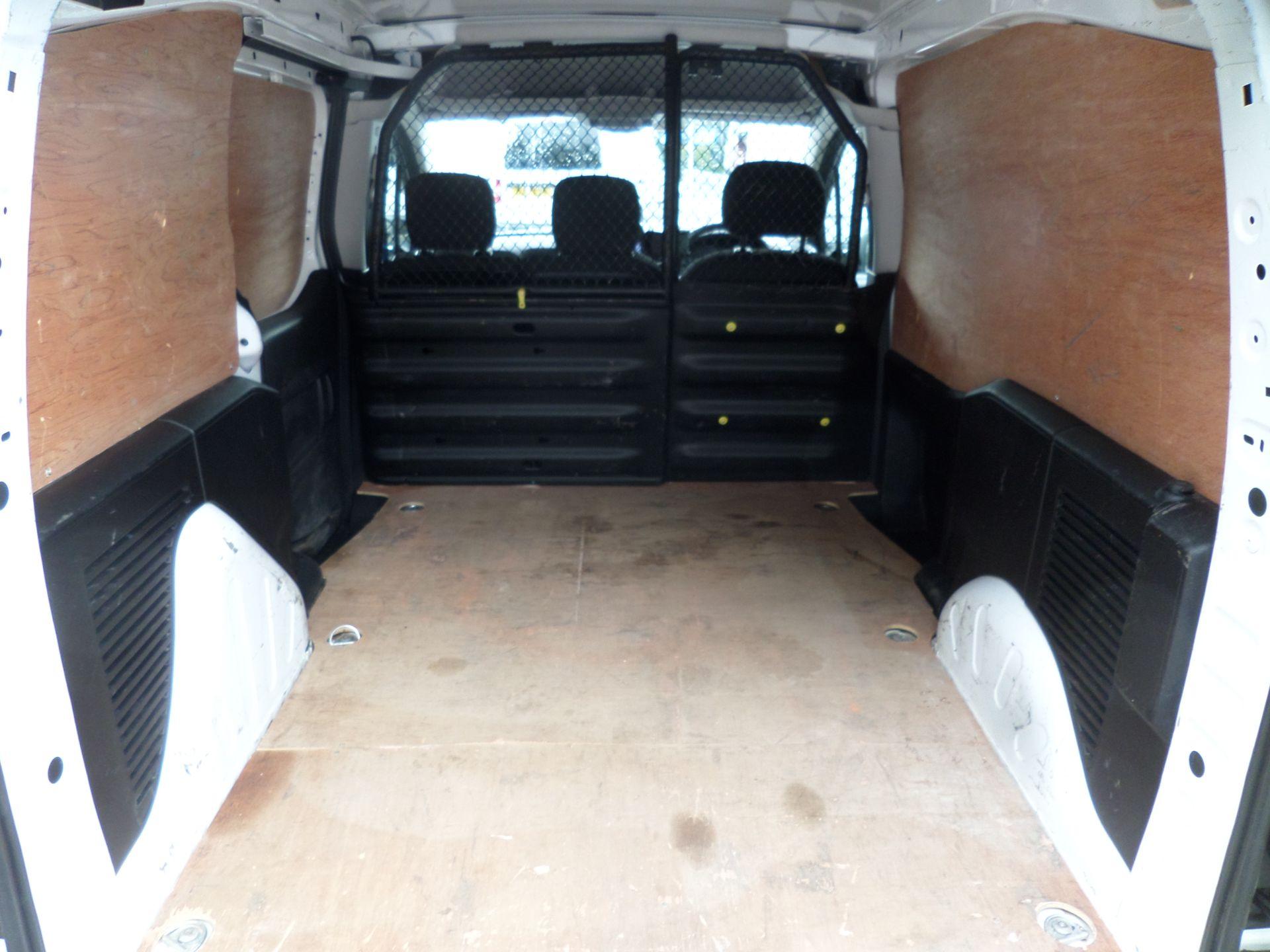 2017 Peugeot Partner 850 1.6 Bluehdi 100 Professional Van [Non Ss] Euro 6 (NY17CNK) Image 5