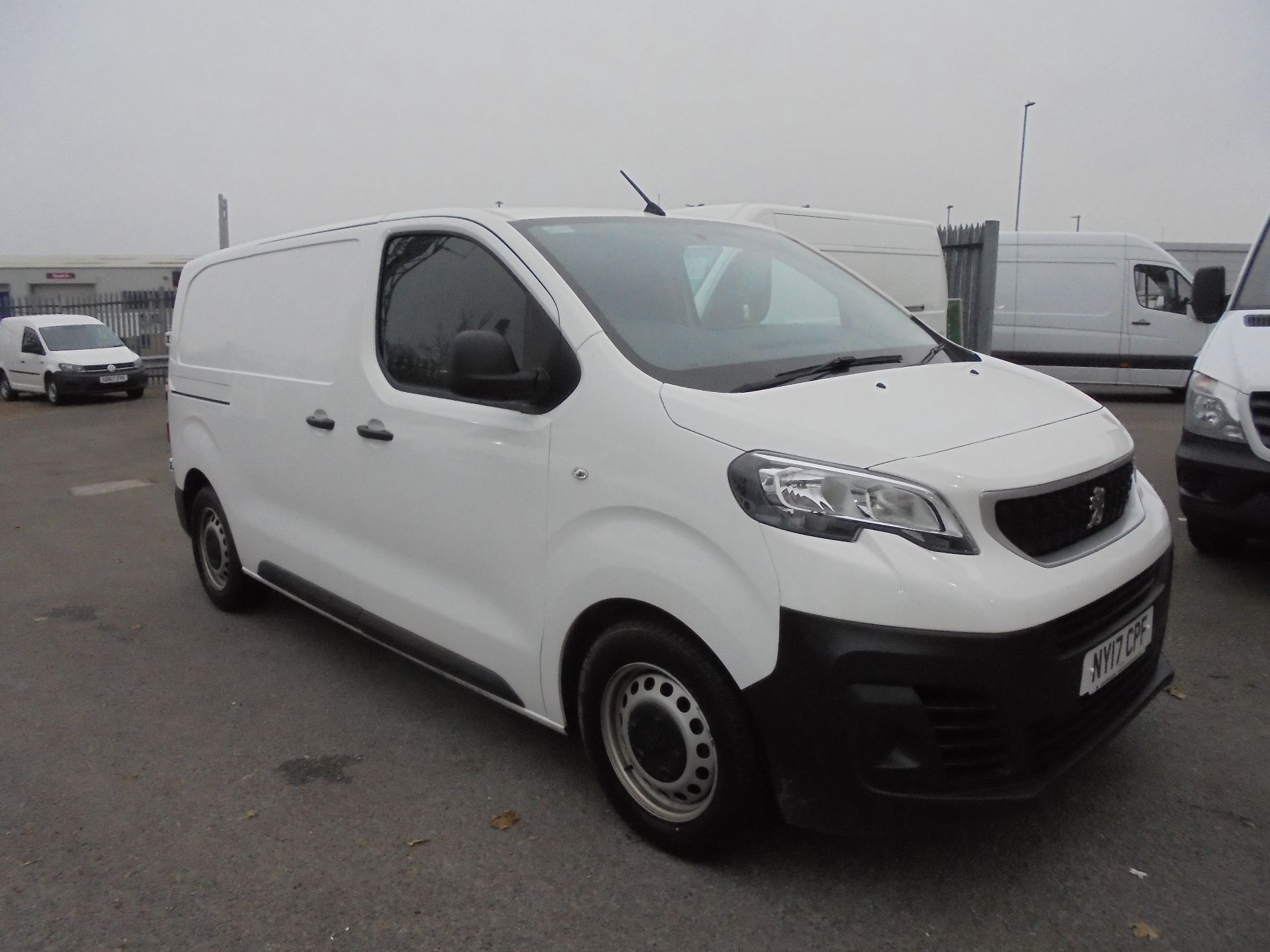 2017 Peugeot Expert STANDARD 1000 1.6 BLUEHDI 95 S EURO 6 (NY17CPF)
