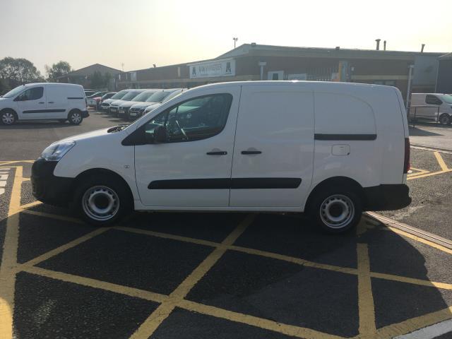 2017 Peugeot Partner 715 S 1.6 Bluehdi 100 Crew Van (NY17ERZ) Image 13