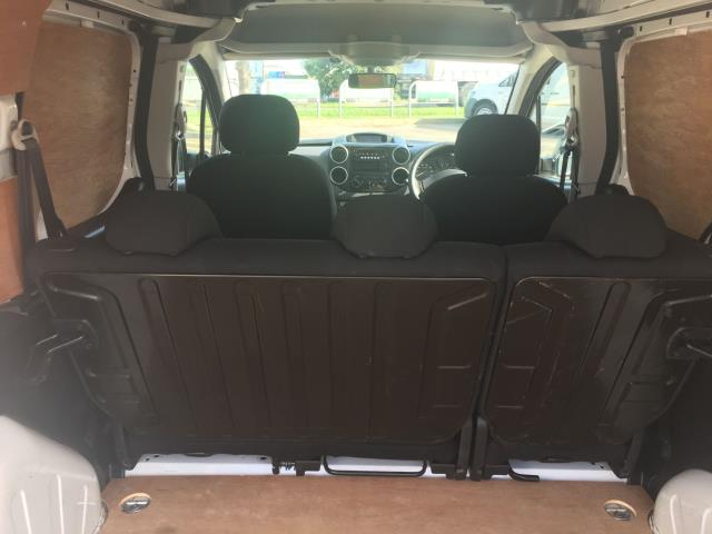 2017 Peugeot Partner 715 S 1.6 Bluehdi 100 Crew Van (NY17ERZ) Image 10