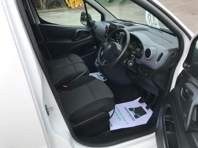 2018 Peugeot Partner 850 1.6 Bluehdi 100 Professional Van [Non Ss] Euro 6 (NY18BJK) Image 10