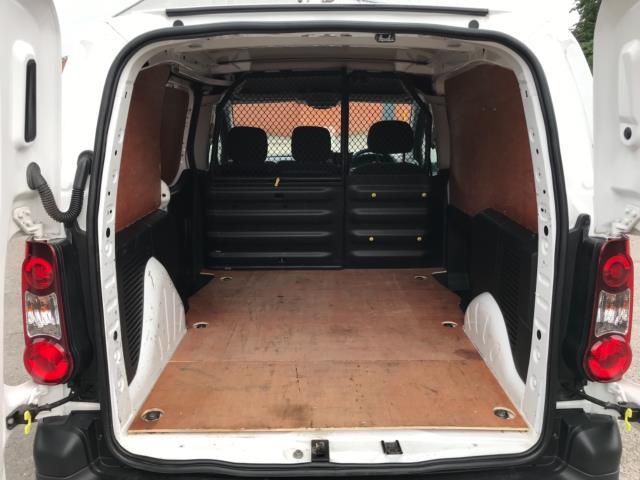 2018 Peugeot Partner 850 1.6 Bluehdi 100 Professional Van [Non Ss] Euro 6 (NY18BJK) Image 33