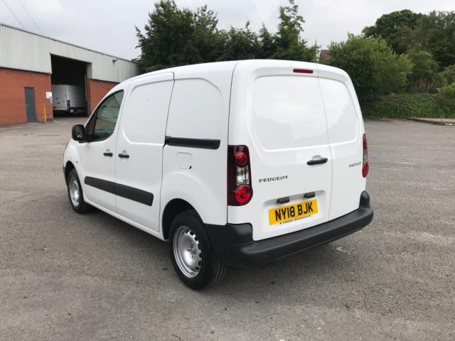 2018 Peugeot Partner 850 1.6 Bluehdi 100 Professional Van [Non Ss] Euro 6 (NY18BJK) Image 5