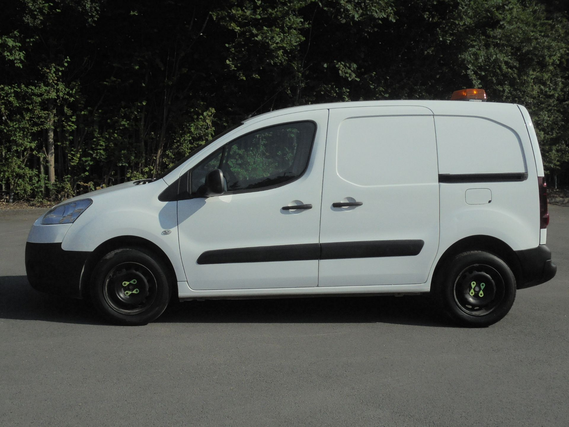 2015 Peugeot Partner 850 S 1.6 Hdi 92 Van [Sld] (NY64AOL) Image 4