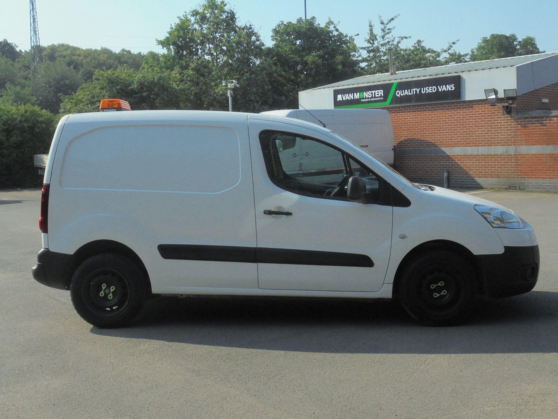 2015 Peugeot Partner 850 S 1.6 Hdi 92 Van [Sld] (NY64AOL) Image 11