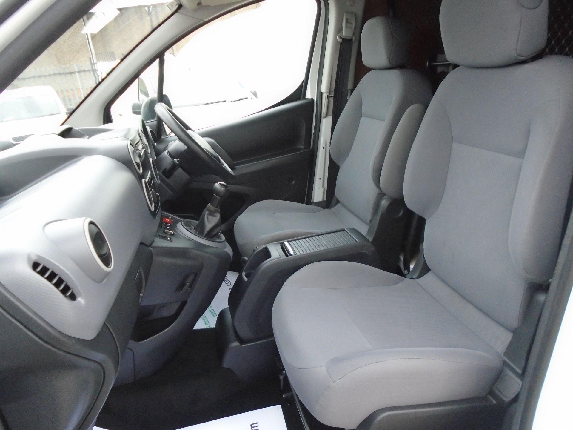 2015 Peugeot Partner L1 850 S 1.6 92PS (SLD) EURO 5 (NY64BCV) Image 14