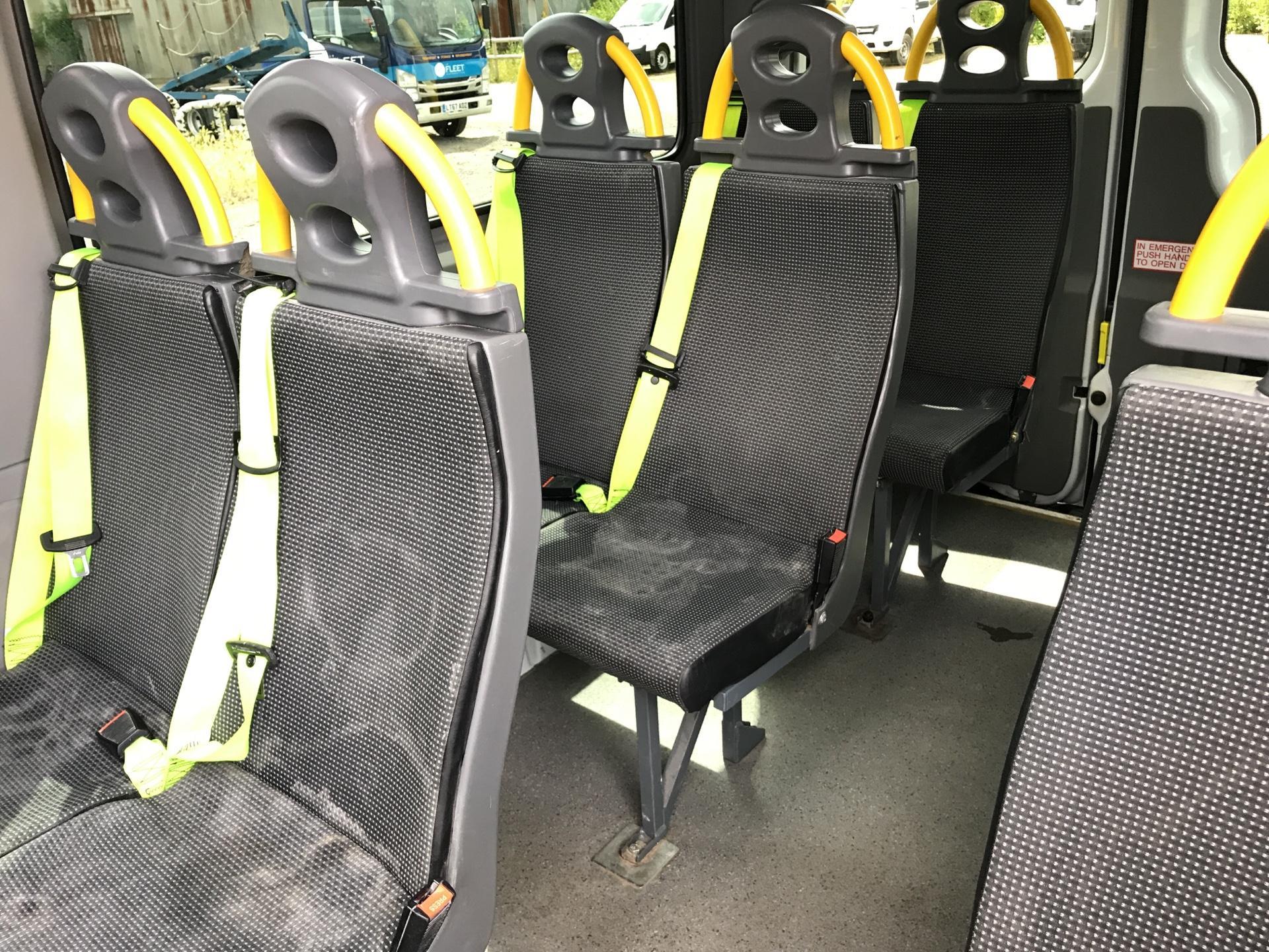 2012 Mercedes-Benz Sprinter 313 MWB AUTOMATIC 13 SEAT INC DRIVER MINIBUS EURO 5 (OU12DUJ) Image 28