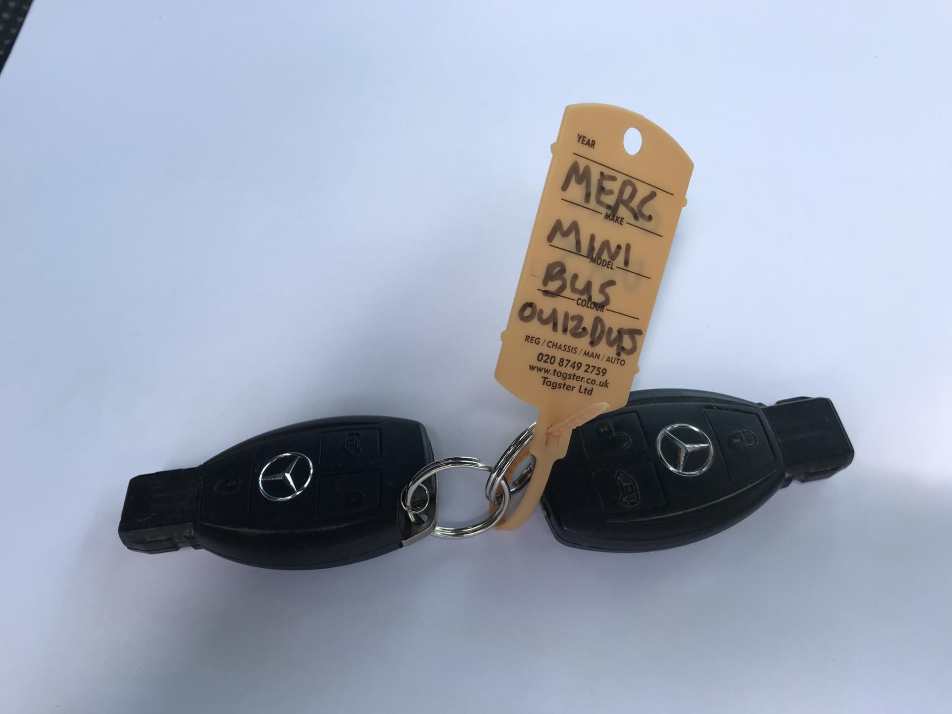 2012 Mercedes-Benz Sprinter 313 MWB AUTOMATIC 13 SEAT INC DRIVER MINIBUS EURO 5 (OU12DUJ) Image 30