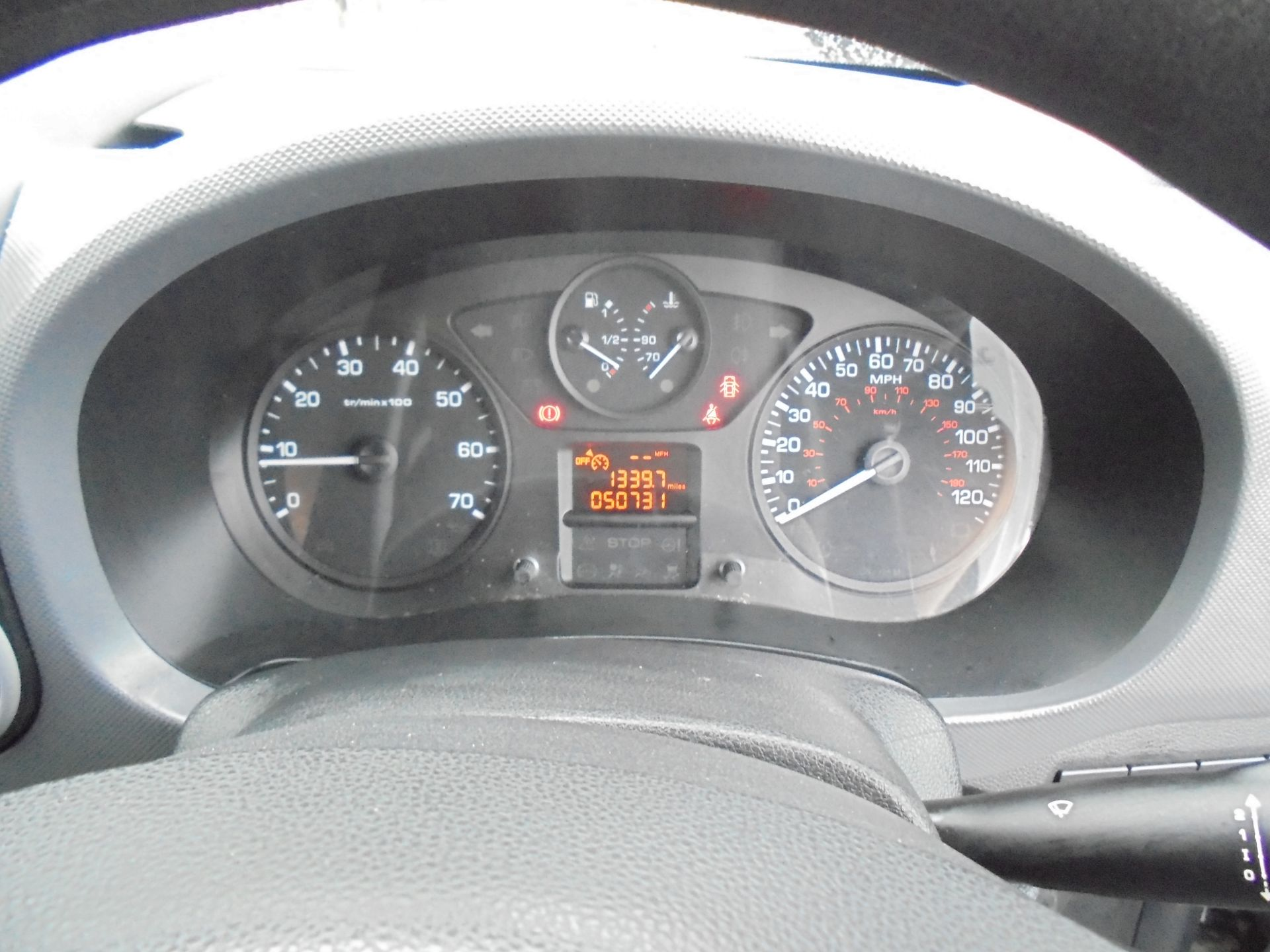 2016 Peugeot Partner L1 850  1.6 92PS PROFESSIONAL EURO 5 (OV16OYP) Image 12