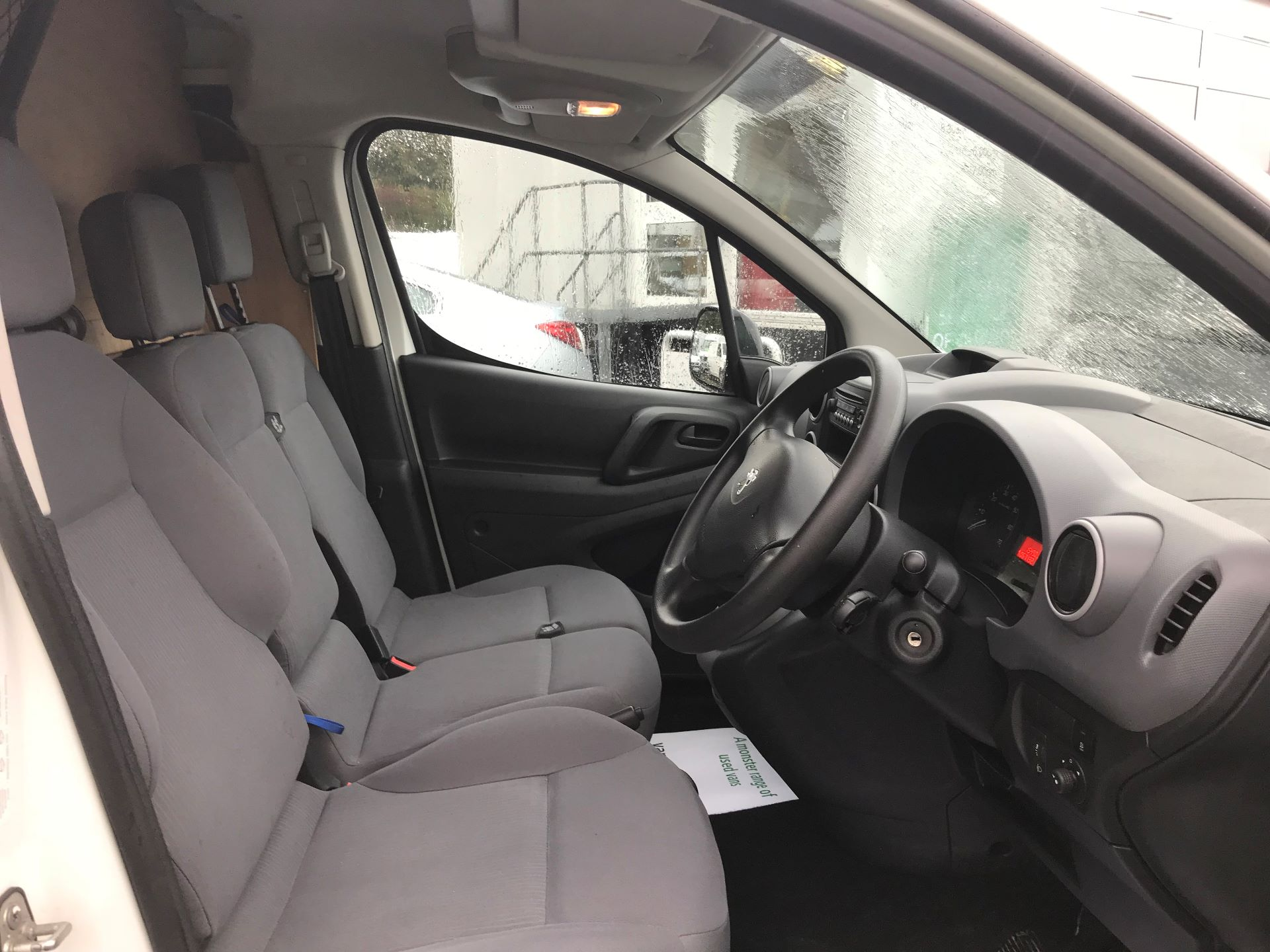 2016 Peugeot Partner 850 1.6 Hdi 92 Professional Van (OW65CYX) Image 18