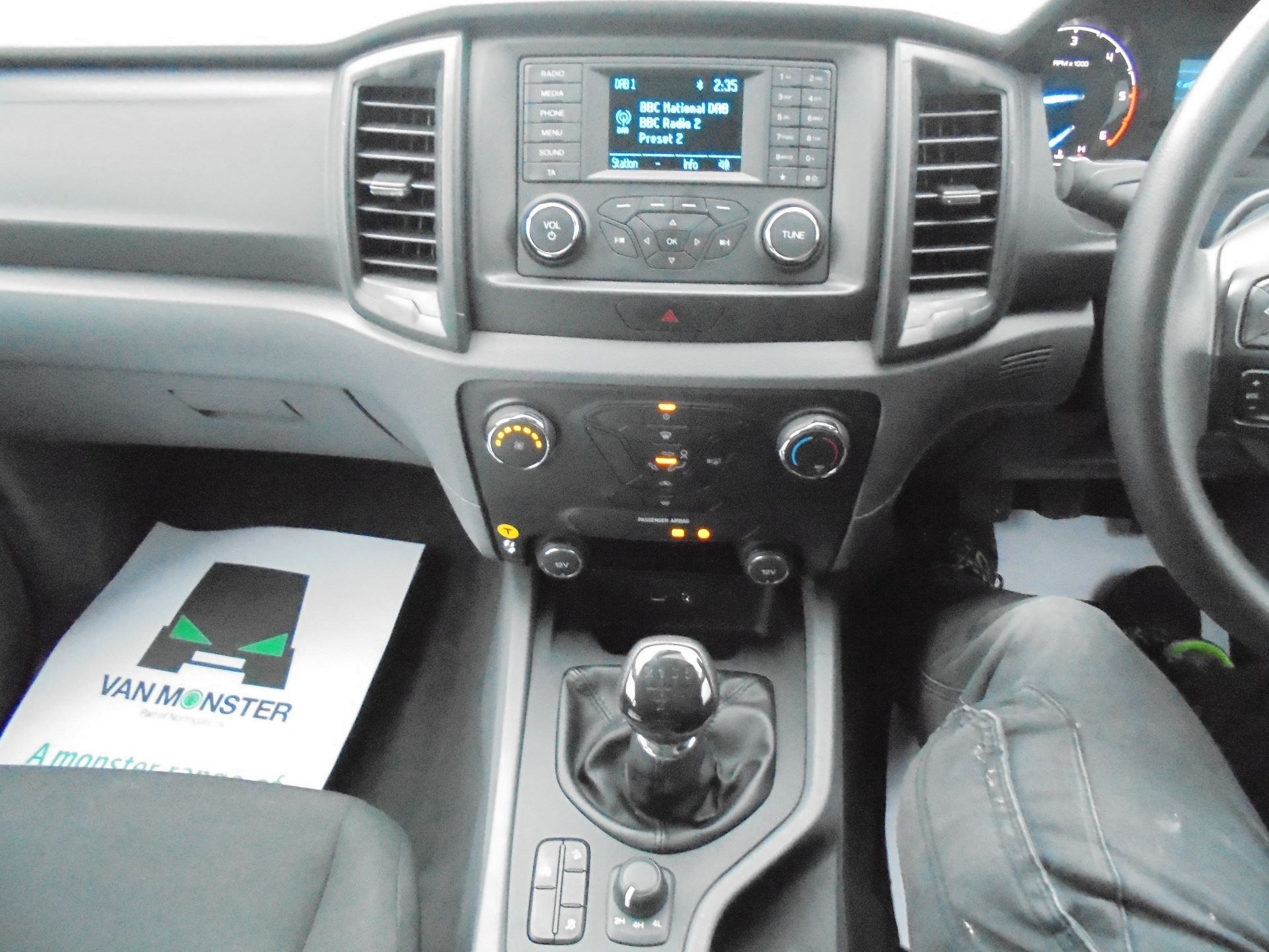 2016 Ford Ranger PICKUP 4X4 XL 2.2 TDCI D/C 160PS EURO 5 (OY66GSU) Image 14