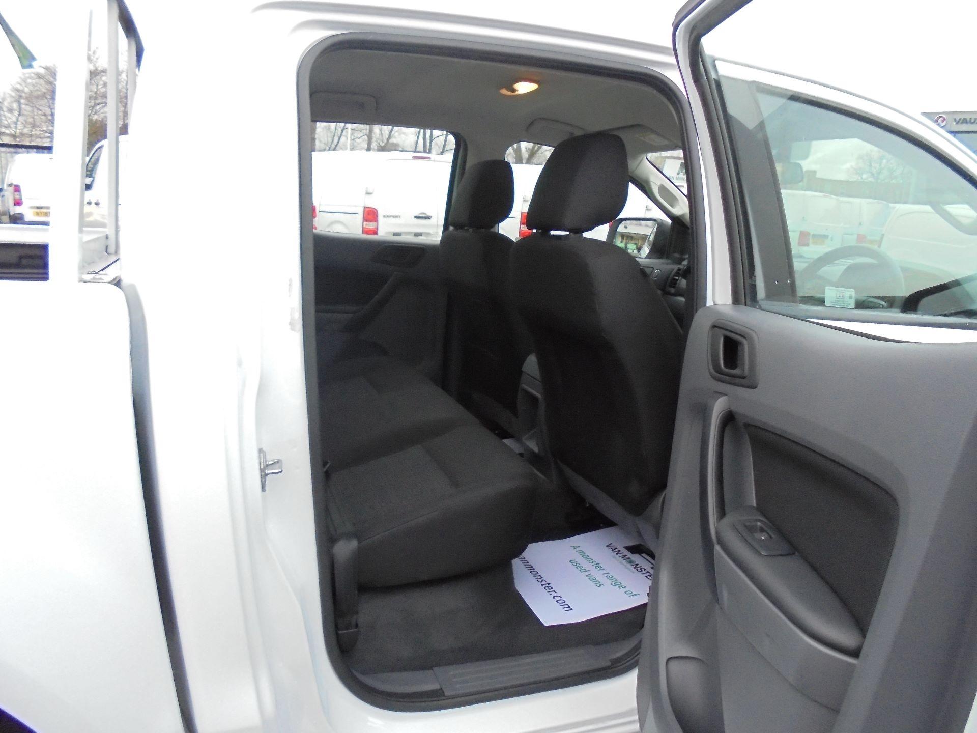 2016 Ford Ranger PICKUP 4X4 XL 2.2 TDCI D/C 160PS EURO 5 (OY66GSU) Image 12