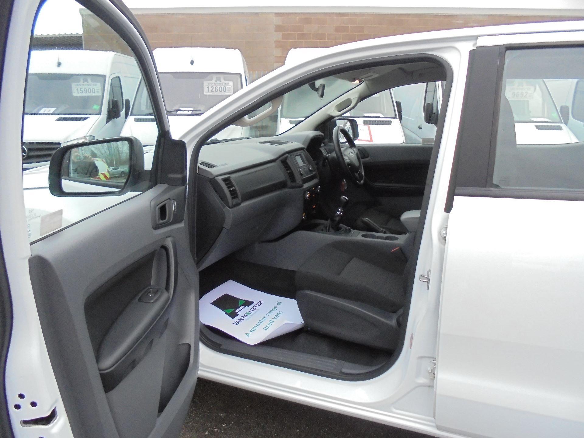 2016 Ford Ranger PICKUP 4X4 XL 2.2 TDCI D/C 160PS EURO 5 (OY66GSU) Image 11